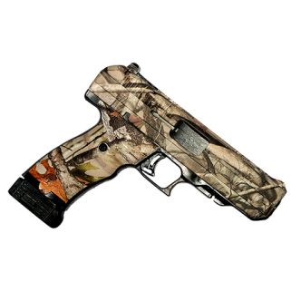 "Hi-Point Iberia 40S&W 4.5"" Barrel W/ 3 Dot Sights 10+1 Woodland Camo/Black 34010WC"
