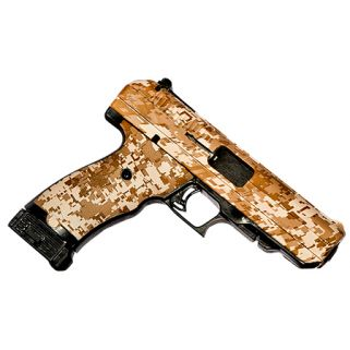 "Hi-Point Haskell 45ACP 4.5"" Barrel W/ 3 Dot Sights 9+1 Digital Desert Camo/Black 34510DD"