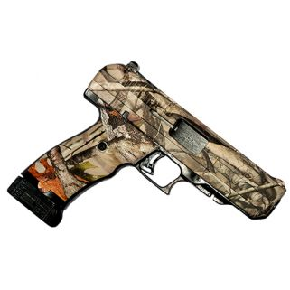 "Hi-Point 45ACP 4.5"" Barrel W/ Adjustable Sights 9+1 Woodland Camo 34510WC"