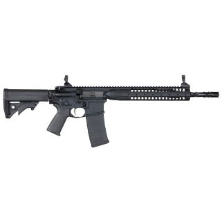 "LWRC IC SPR 223 Remington/5.56NATO 16.1"" Spiral Fluted Barrel 30+1 Black ICR5B16SPR"