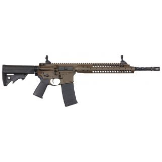 "LWRC IC 223 Remington/5.56NATO 16.1"" Barrel 30+1 Flat Dark Earth ICA5R5CK16"