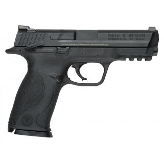 "Smith & Wesson M&P 9mm 4.25"" Barrel 17+1 Thumb Safety 206301"