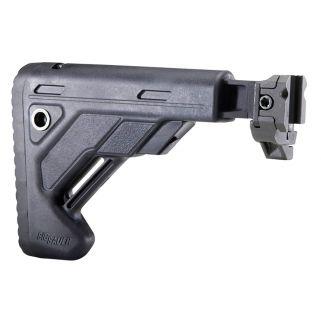 Sig Sauer MCX/MPX Telescoping/Folding Stock AR-15 Black STOCKXFOLD