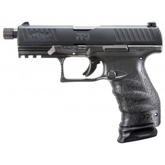 "Walther PPQ M2 9mm 4.6"" Barrel 15+1 Navy 2796082"