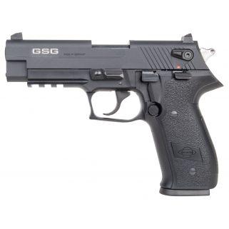 GSG G2210TFF FIREFLY 22LR TB BLK 10R