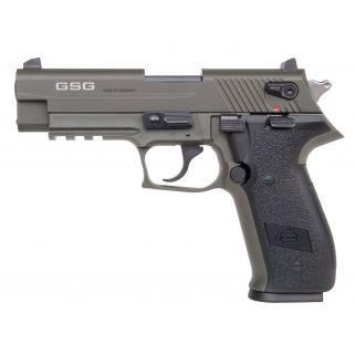 GSG G2210TFFG FIREFLY 22LR TB GRN 10R