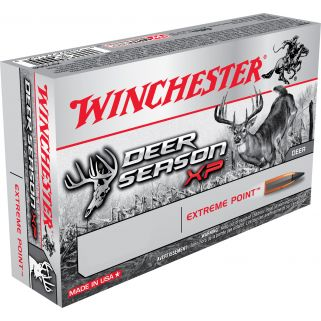 Winchester Deer Season XP 6.5 Creedmoor 125 Grain 20 Round Box X65DS