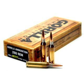 GOR GA260130BHT 260RM 130 BRGR 20/10