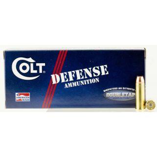 Colt Defense 38 Special 110 Grain JHP 20 Round Box 38SP110CT