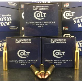 Colt Defense 9mm Luger 124 Grain JHP 20 Round Box 9M124CT