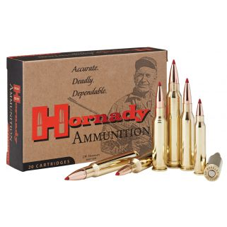 Hornady Match 308WIN 168 Grain ELD Match 20 Round Box 80966