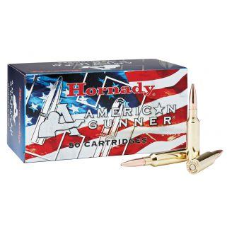 HORN*81482 AM GUN 6.5CRD 140 BTHP50/10