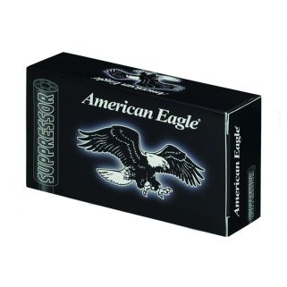 Federal American Eagle Suppressor 300 AAC Blackout 220 OTM 20Rd Box AE300BLKSUP2