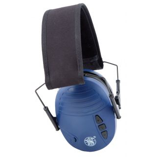 Smith & Wesson Sigma Electronic Earmuff Blue 110042
