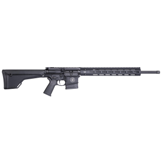 "Smith & Wesson M&P10 PC 6.5 Creedmoor 20"" Threaded Barrel 10+1 Magpul MOE Black 10057"