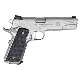 "Springfield Armory 1911 TRP 45ACP 5"" Barrel 7+1 *CA Compliant* Stainless PC9107LCA"