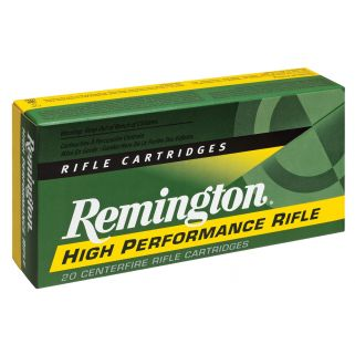 Remington High Performance Rifle 45-70 Government 300 Grain 20 Round Box R4570L1