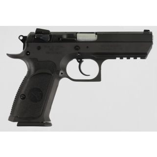 "Magnum Research Baby Desert Eagle III 45ACP 4.43"" Barrel W/ Combat-White 3 Dot Sights 10+1 Black BE45003R"