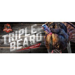 HEVI 95567 TRI BEARD 12 5-7 21/4 10/10