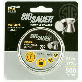 Sig Sauer 177 Caliber 5.25 Grain 500 Count MATCHPB