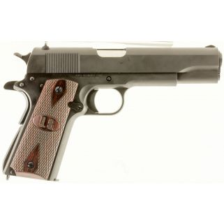 THMP 1911BKOW 1911A1 GI 45 5IN WOOD