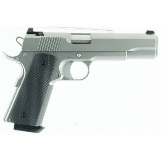 "Dan Wesson 1911 Valor 10mm 5"" Barrel W/ Night Sights 8+1 Stainless 01862"