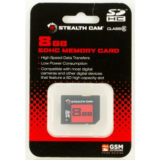 STEAL STC-8GB 8GB SD CARD