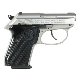 "Beretta 3020 Tomcat 32ACP 2.4"" Barrel 7+1 Black/Stainless J320500"