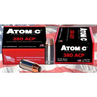 ATOMIC 00453 380ACP 90 HP 20/10