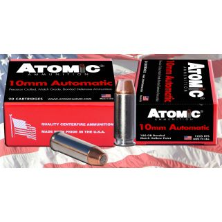 ATOMIC 00457 10MM 180 MATCH HP 20/10