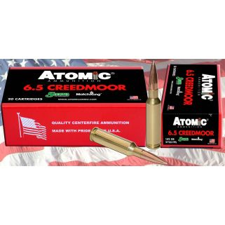 ATOMIC 00404 6.5CRD 142 MATCH HP 20/10