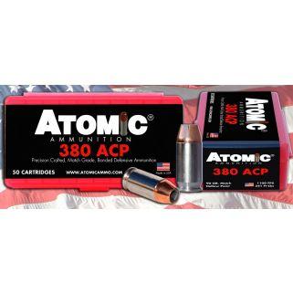 ATOMIC 00414 380ACP 90 HP 50/10