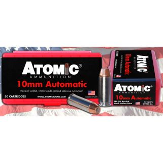 ATOMIC 00432 10MM 180 MATCH HP 50/10