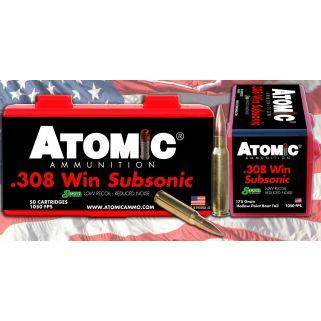 ATOMIC 00430 308 175 SUBSONIC 50/10