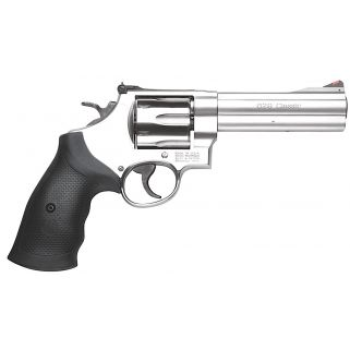 "Smith & Wesson 629 Classic 44 Remington Magnum 5"" Barrel 6Rd Black Synthetic Grip/Stainless 163636"