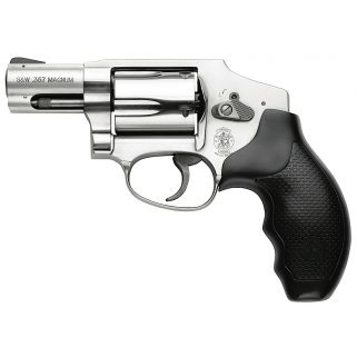 "Smith & Wesson 640 Internal Hammer 357 Magnum 2.125"" Barrel 5Rd Black Synthetic Grip/Stainless 163690"
