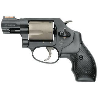 "Smith & Wesson 360 Personal Defense 357 Magnum 1.875"" Barrel W/ HiViz Fiber Optic orange Front 5Rd 163064"