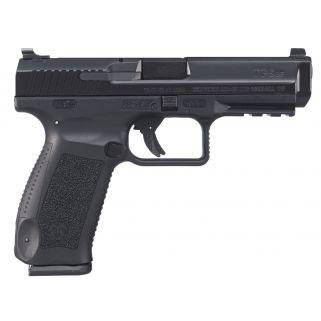 "Century Canik TP9SF 9mm Luger 4.46"" Barrel W/ Warren Tactical Sights 18+1 Desert Tan HG4070DN"