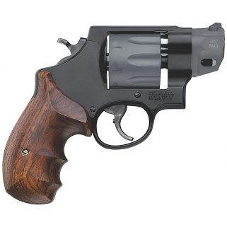 "Smith & Wesson 327 Performance Center 357 Magnum 2"" Barrel Wood Grip/Black 170245"