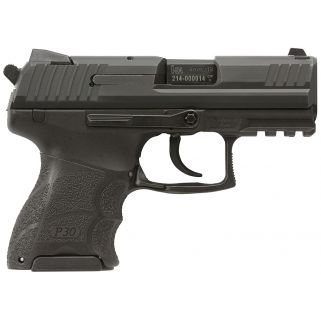 "Heckler & Koch P30SK V3 9mm Luger 3.27"" Barrel 10+1 2 Mags *MA Compliant* 730903KA5"