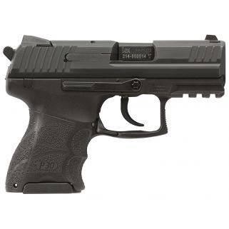 "Heckler & Koch P30SKS V3 9mm Luger 3.3"" Barrel W/ Night Sights 10+1 3 Mags 730903KSLEA5"