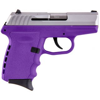 SCCY CPX2TTPU 9MM 3.1 SS NMS 10 PRPL