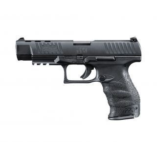 "Walther PPQ M2 9mm 5"" Barrel 15+1 Black 2796091"