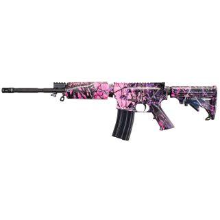 "Windham Weaponry SRC 223 Remington/5.56NATO 16"" Barrel 30+1 Muddy Girl Camo R16M4FTTC4"