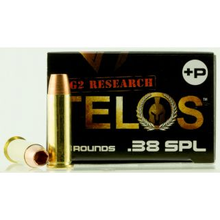 G2R TELOS 38SPL+P FRACTURING 20/25