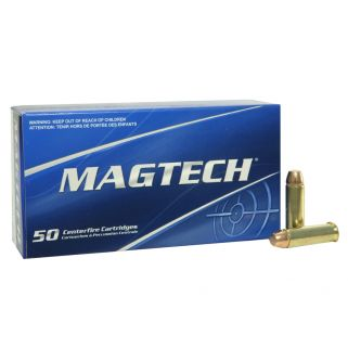 Magtech 38 Special 158gr FMJ 1000 Round Case 38P