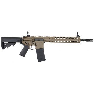 "LWRC IC SPR 223 Remington/5.56NATO 16.1"" Spiral Fluted Barrel 10+1 *CA Compliant* Flat Dark Earth ICR5CK16SPRC"