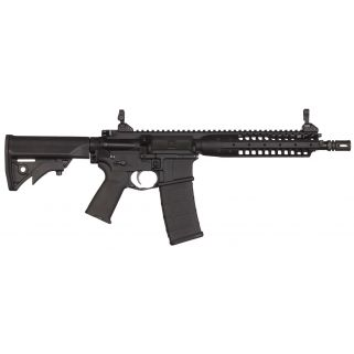 "LWRC IC A5 223 Remington/5.56NATO 16.1"" Spiral Fluted Barrel 10+1 *CA Compliant* Black ICA5R5B16CAC"