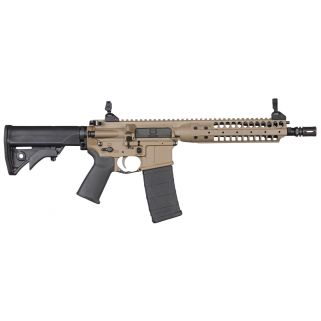 "LWRC IC A5 223 Remington/5.56NATO 16.1"" Spiral Fluted Barrel 10+1 *CA Compliant* Flat Dark Earth ICA5R5CK16CA"
