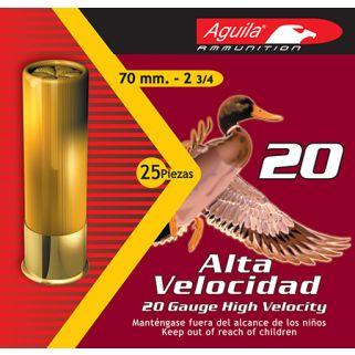 AGUILA 1CHB2002 20GA HV 2 25/10